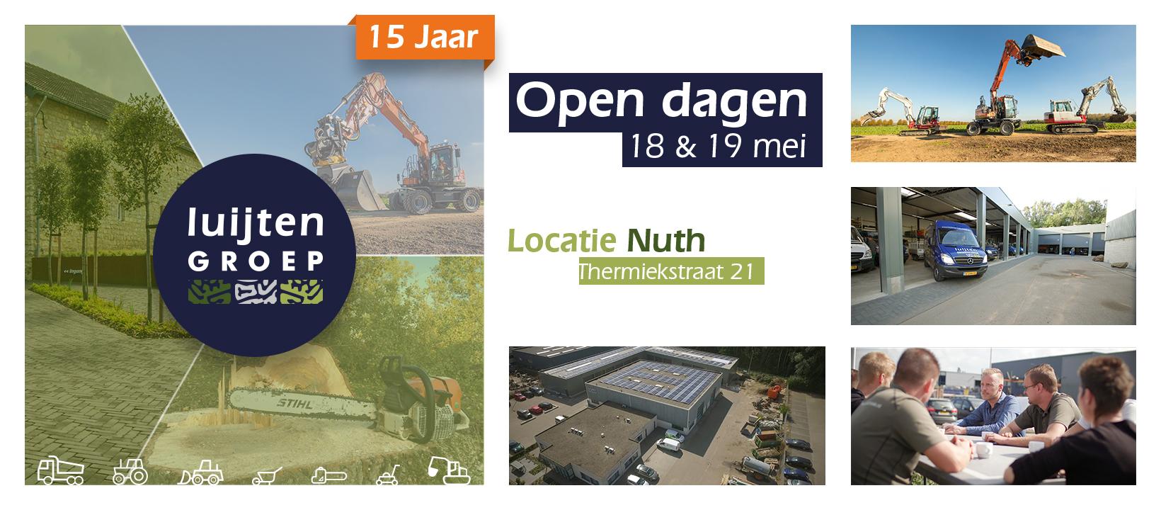 Luijten Groep Open Dag