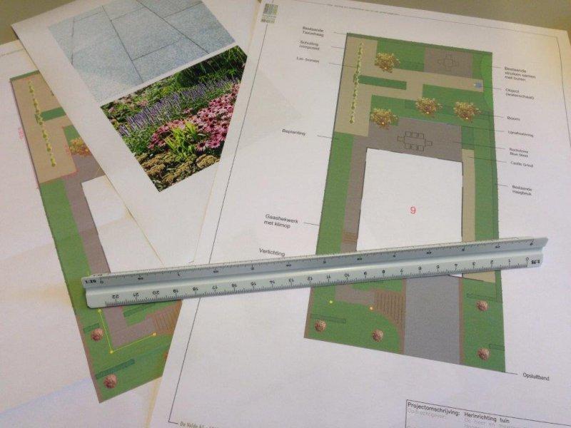 Ontwerp en aanleg tuinen - Boom ontwerp ...